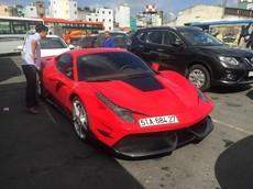 Sau bản độ Misha Designs đình đám, siêu xe Ferrari 458 Italia đã tìm thấy bến đỗ