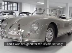 Top 5 mẫu xe Porsche được yêu thích nhất bởi chính ông Wolfgang Porsche
