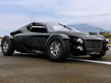 XING Miss R - Siêu xe điện nhanh nhất thế giới với 1.341 mã lực và diện mạo như Xe Dơi
