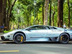 Đánh giá nhanh siêu phẩm cực hiếm Lamborghini Murcielago SV của ông Đặng Lê Nguyên Vũ