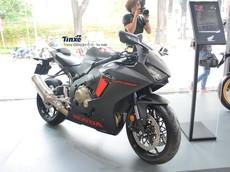 Giá xe Honda CBR1000RR FireBlade 2018 mới nhất tháng 7/2018