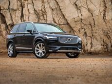 Volvo XC90 đời tiếp theo sẽ được trang bị công nghệ tự lái