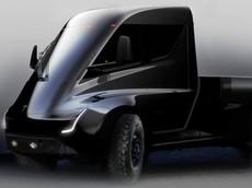 """Xe bán tải Tesla sẽ có trang bị mô-tơ điện kép, dẫn động 2 cầu và """"mô-men điên rồ"""""""