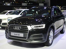 Giá xe Audi Q3 2018 mới nhất tháng 7/2018