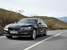 Giá xe BMW 7 Series 2018 mới nhất tháng 7/2018
