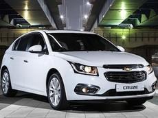 Giá xe Chevrolet Cruze 2018 mới nhất tháng 7/2018