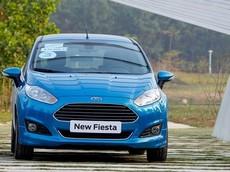 Giá xe Ford Fiesta 2018 mới nhất tháng 7/2018