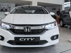 Giá xe Honda City 2018 mới nhất tháng 7/2018