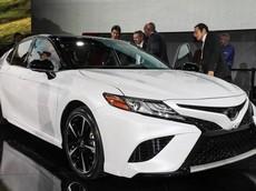 Giá của Toyota Camry sẽ tăng mạnh nếu Mỹ thông qua luật thuế mới