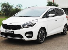 Giá xe Kia Rondo 2018 mới nhất tháng 7/2018