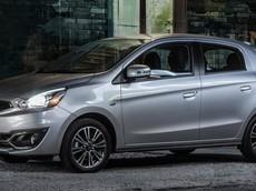 Giá xe Mitsubishi Mirage 2018 mới nhất tháng 7/2018