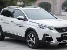 Bảng giá xe Peugeot 2018 mới nhất tháng 7/2018
