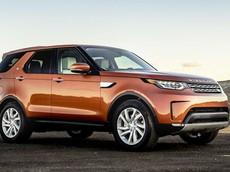 Giá xe Land Rover Discovery 2018 mới nhất tháng 7/2018