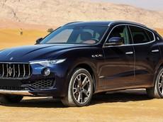 Giá xe Maserati Levante 2018 mới nhất tháng 7/2018