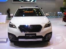 Giá xe Subaru Outback 2018 mới nhất tháng 7/2018
