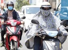 Những sai lầm khi sử dụng xe máy trong trời nắng nóng
