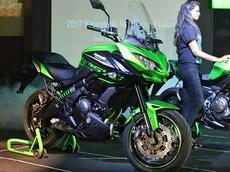 Giá xe máy Kawasaki Versys 650 mới nhất tháng 1/2019