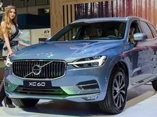 Giá xe Volvo XC60 2018 mới nhất tháng 7/2018