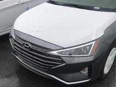Hyundai Elantra 2019 lộ diện với thiết kế hầm hố và năng động hơn
