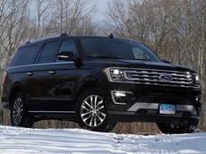 Đánh giá nhanh Ford Expedition 2018: Mạnh mẽ, rộng rãi, sang trọng nhưng lái hơi cứng