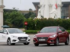 Mức tiêu thụ nhiên liệu thực tế của Hyundai Accent 2018 gây bất ngờ vì thấp hơn công bố