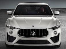 Maserati Levante GTS 2019 được trang bị động cơ V8, 542 mã lực của Ferrari
