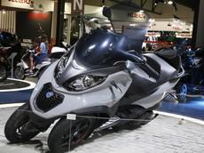 Piaggio ra mắt xe ga 3 bánh độc đáo tại thị trường châu Âu