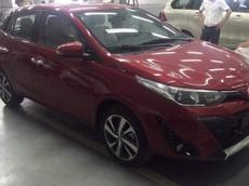 Vượt rào cản của Nghị định 116, Toyota Yaris 2018 đã có mặt tại đại lý Việt Nam