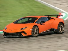 Nhờ có Huracan, Lamborghini đã bán được 2.327 chiếc siêu xe trong nửa đầu 2018