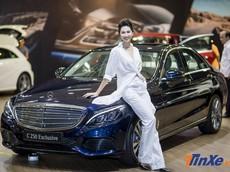 Mê mẩn với dàn chân dài tại Mercedes-Benz Fascination 2018