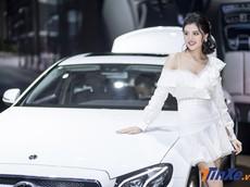 """Ngắm nhìn những """"bóng hồng"""" tại Mercedes-Benz Fascination 2018"""