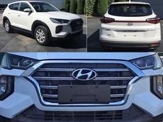 Diện kiến một Hyundai Tucson 2019 với thiết kế khác lạ
