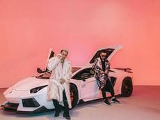 Lamborghini Aventador độ Vorsteiner độc nhất Việt Nam xuất hiện trong MV của rapper trẻ