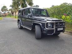 """""""Vua địa hình"""" Mercedes-Benz G63 AMG biển số """"tứ quý"""" 7 tại Phú Thọ"""