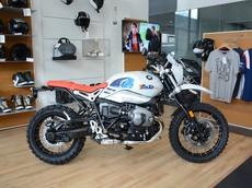 Thaco công bố giá bán BMW R nineT Urban G/S tại Việt Nam