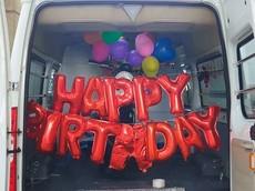Vợ nhà người ta : Tặng chồng xe phân khối lớn nhân ngày sinh nhật tại TP Hồ Chí Minh