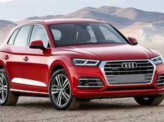 Giá xe Audi mới nhất tháng 10/2018