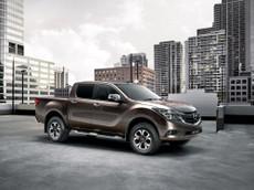 Hé lộ trang bị hấp dẫn trên Mazda BT-50 2018 sắp ra mắt Việt Nam