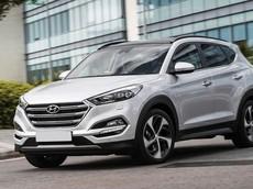 Cập nhật giá xe Hyundai Tucson tháng 1/2019 mới nhất hôm nay