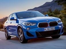 Đánh giá nhanh BMW X2 2018: Lái hay giống hatchback thể thao hơn là SUV