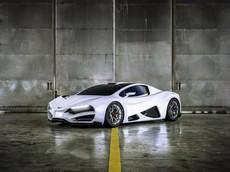 """Siêu xe Áo """"mơ"""" cạnh tranh trực tiếp với Bugatti Chiron, giá trên 2 triệu đô la"""