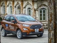 Giá xe Ford EcoSport 2019 cập nhật mới nhất tháng 12/2019