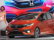 Giá xe Honda Jazz 2018 mới nhất hôm nay tháng 11/2018