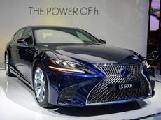 Cập nhật giá xe Lexus LS tháng 3/2019 hôm nay