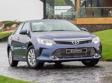 Giá xe Toyota Camry 2018 mới nhất hôm nay tháng 11/2018