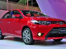 Bảng giá xe Toyota cập nhật mới nhất tháng 4/2020
