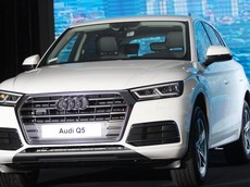 Giá xe Audi Q5 tháng 10/2018 mới nhất hôm nay