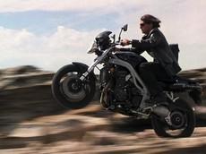 Xem lại những pha rượt đuổi gay cấn trong sê-ri Mission: Impossible