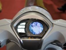 Ngắm chi tiết xe ga thông minh Kymco Like 125 tại triển lãm Taiwan Expo 2018