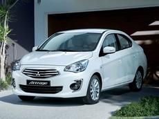 Giá xe Mitsubishi Attrage 2019 cập nhật mới nhất tháng 12/2019